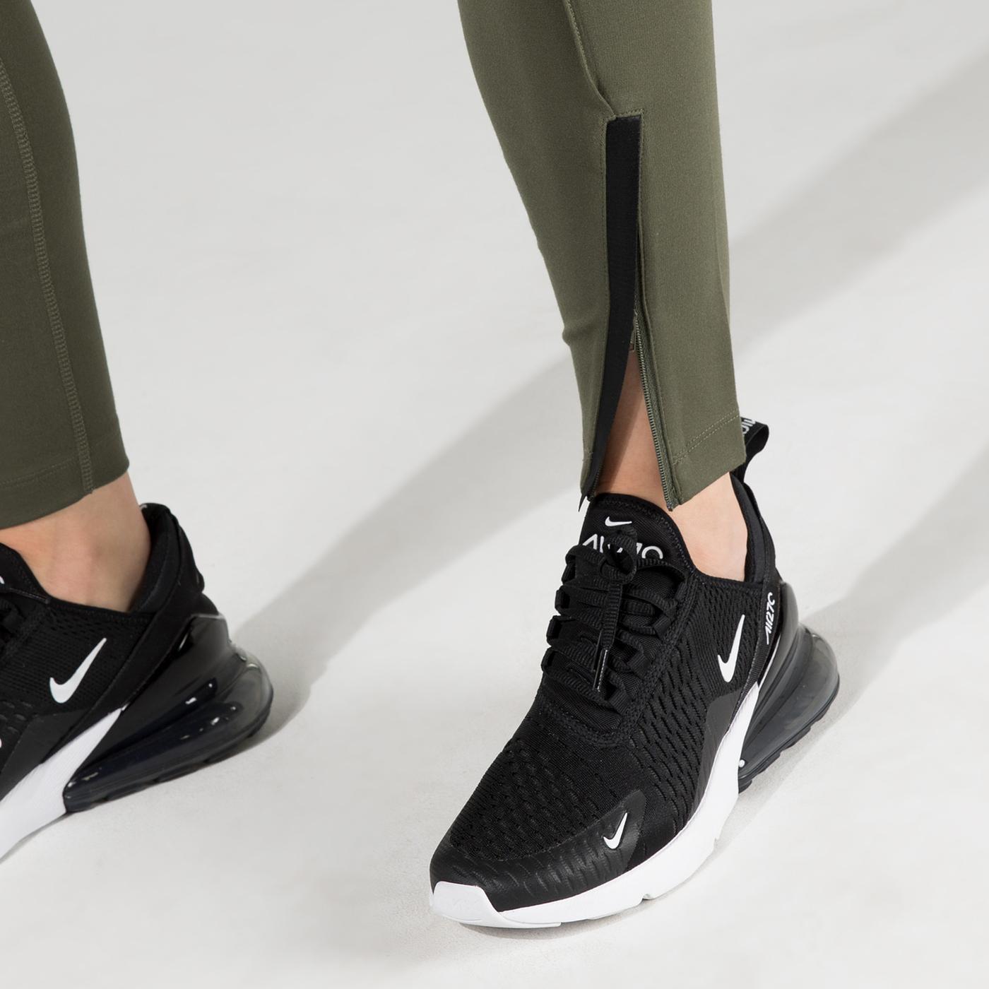 Nike Sportswear Leg-A-See Kadın Haki Tayt