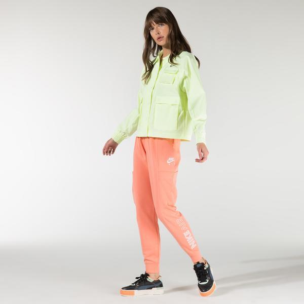 Nike Air Kadın Turuncu Eşofman Altı