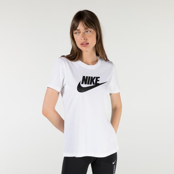 Nike Sportswear Essential Kadın Beyaz T-Shirt