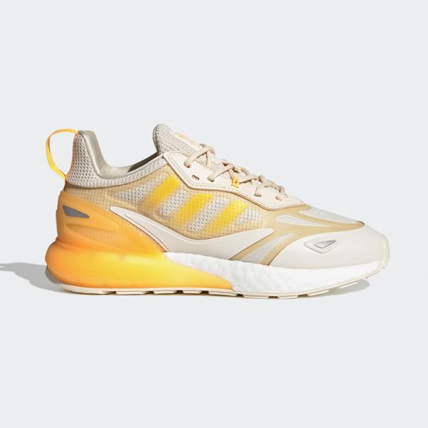 adidas Zx 2K Boost 2.0 Kadın Sarı Spor Ayakkabı