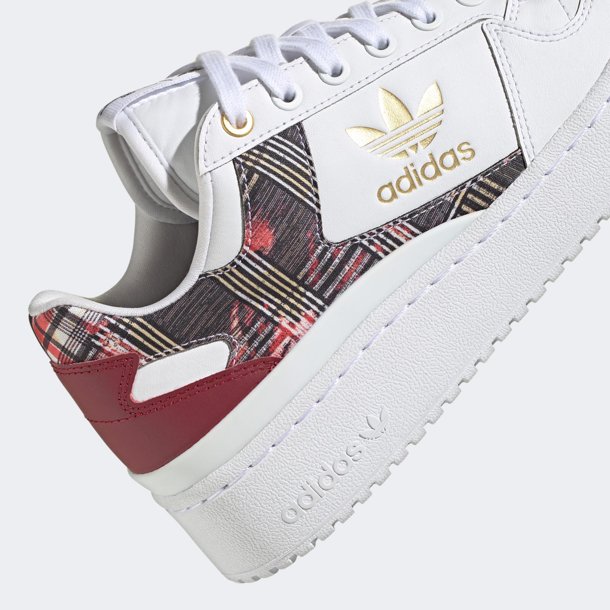 adidas Forum Bold Kadın Beyaz Spor Ayakkabı