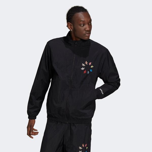 adidas St Woven Tt Erkek Siyah Eşofman Üstü