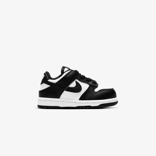 Nike Dunk Low Bebek Siyah Spor Ayakkabı