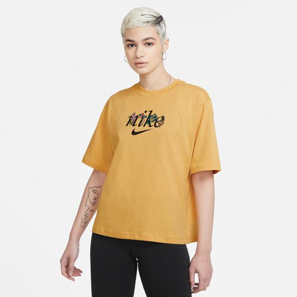 Nike Sportswear Kadın Sarı T-Shirt