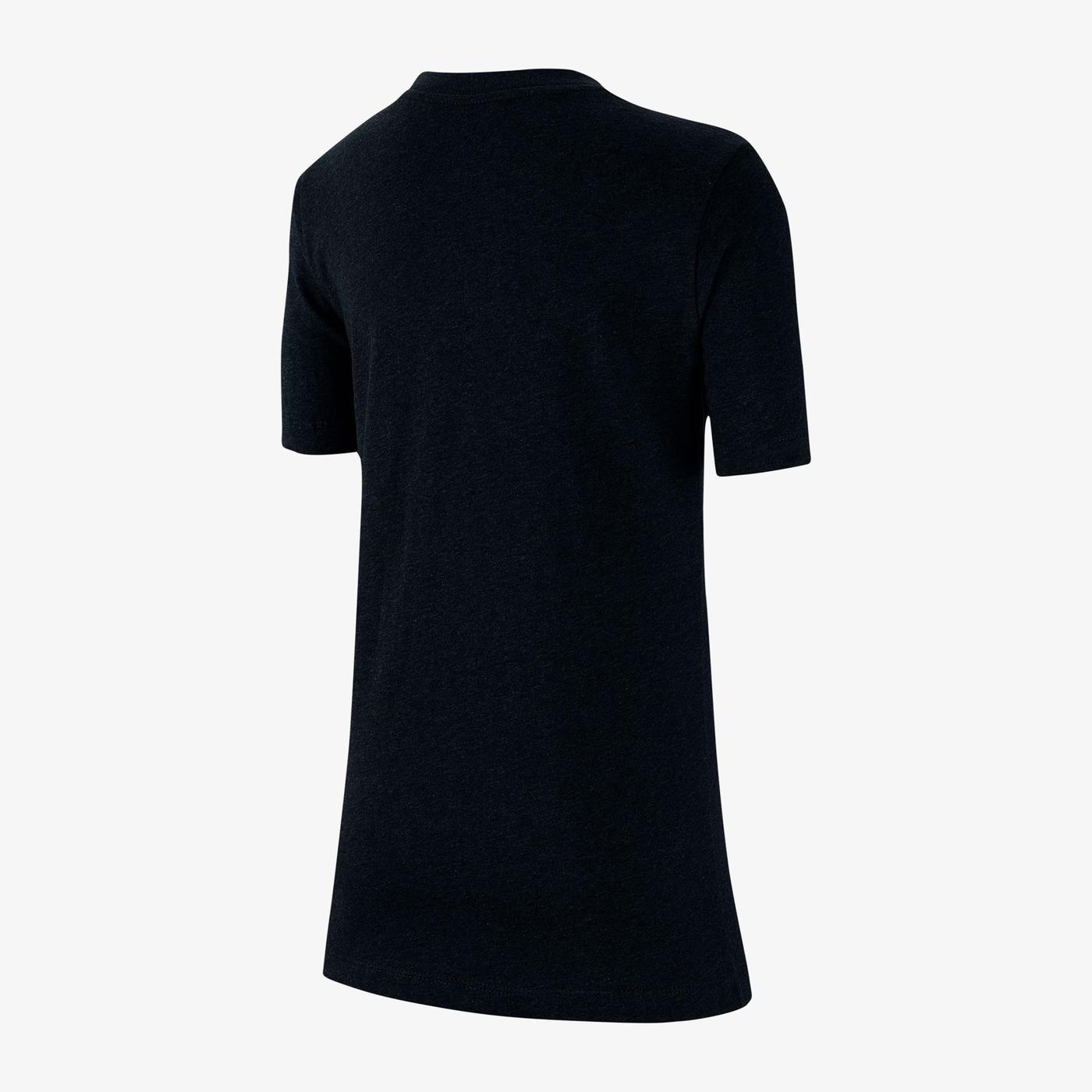 Nike Sportswear Çocuk Siyah T-Shirt