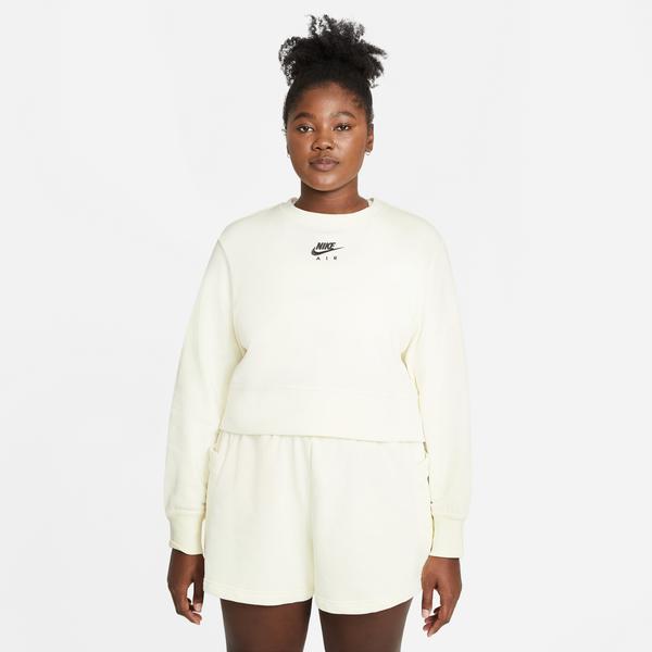 Nike Air Kadın Beyaz Sweatshirt
