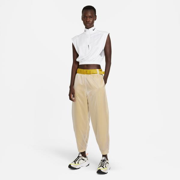 Nike Sportswear Tech Pack Kadın Sarı Eşofman Altı