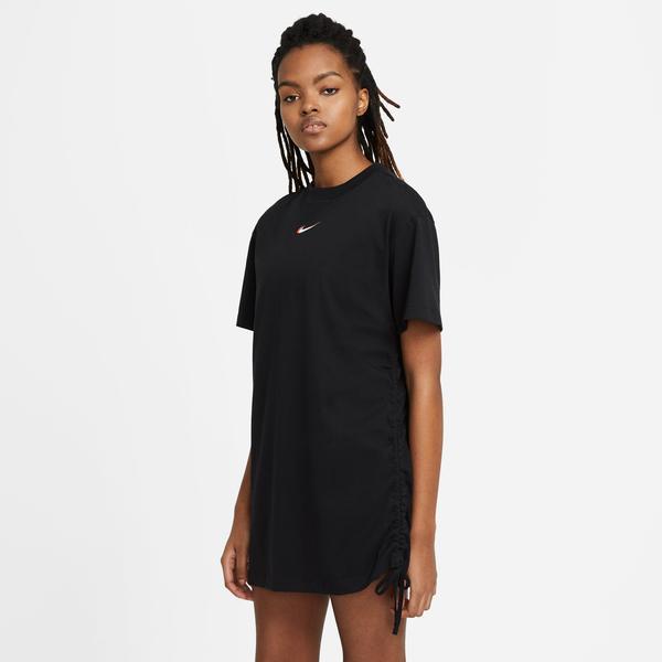 Nike Sportswear Essential Kadın Siyah Elbise
