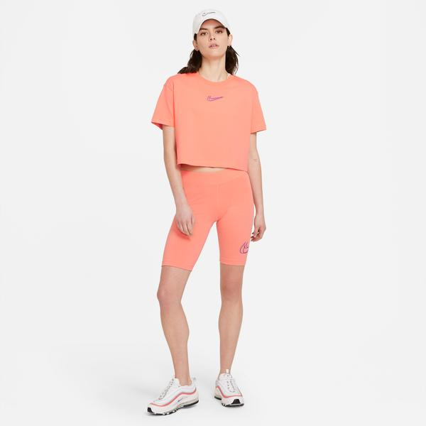 Nike Sportswear Essential Kadın Pembe Şort