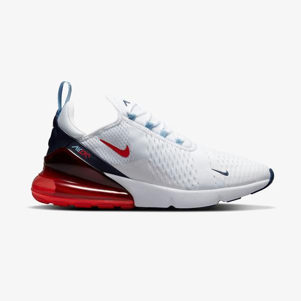 Nike Air Max 270 Erkek Beyaz Spor Ayakkabı
