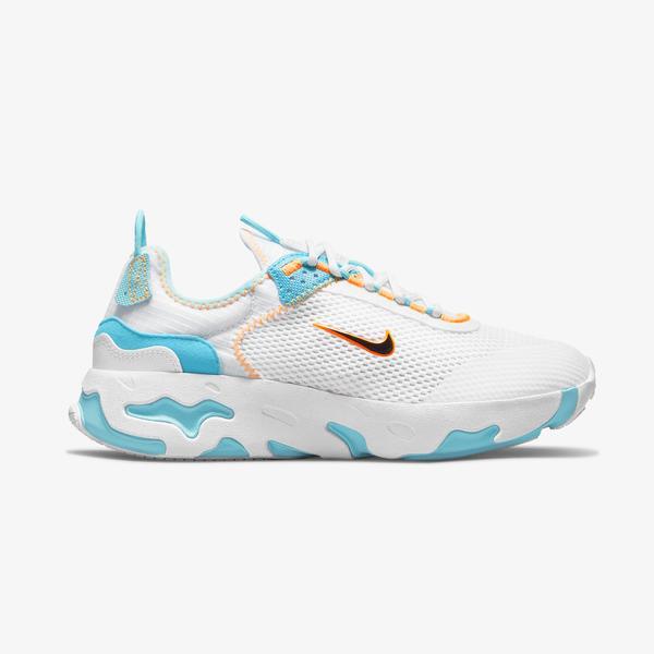 Nike React Live Kadın Beyaz Spor Ayakkabı