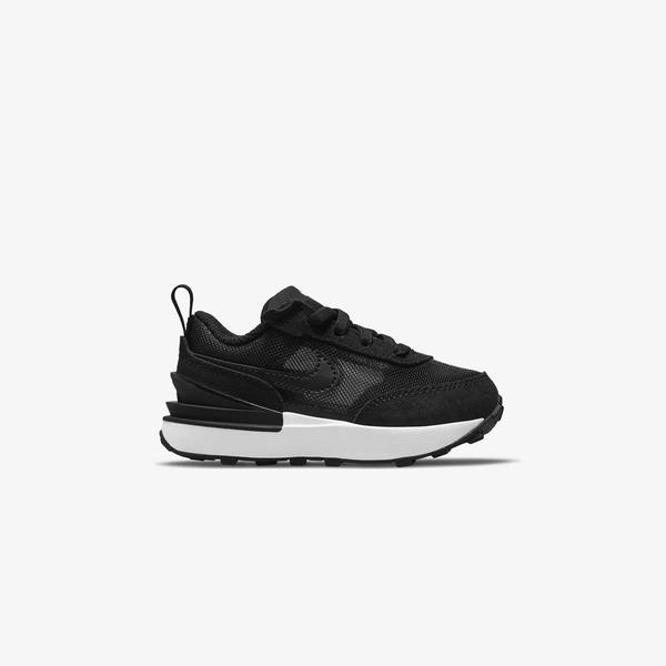 Nike Waffle One Bebek Siyah Spor Ayakkabı