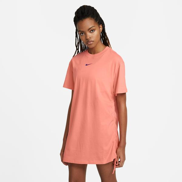 Nike Sportswear Essential Kadın Pembe Elbise