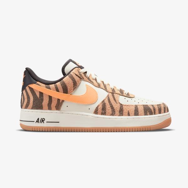 Nike Air Force 1 Low Daktari Erkek Kahverengi Spor Ayakkabı