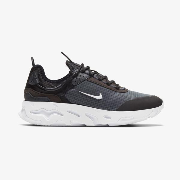 Nike React Live Erkek Siyah Spor Ayakkabı