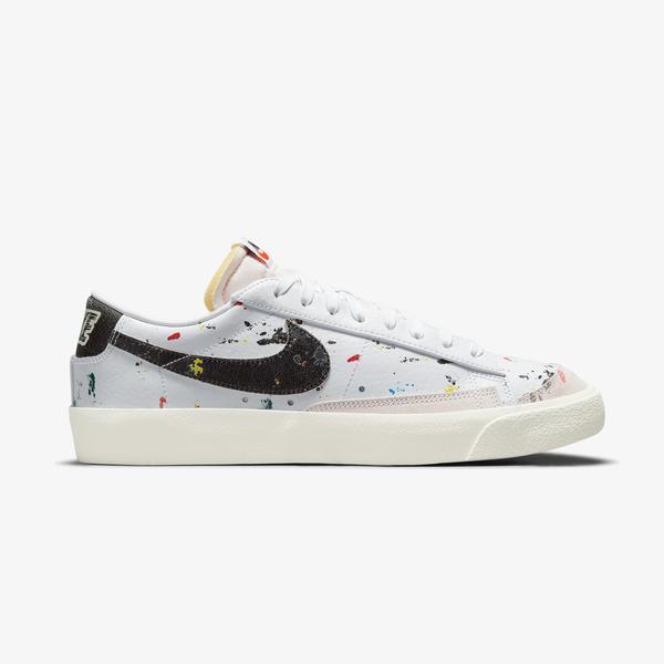 Nike Blazer Low '77 Erkek Beyaz Spor Ayakkabı