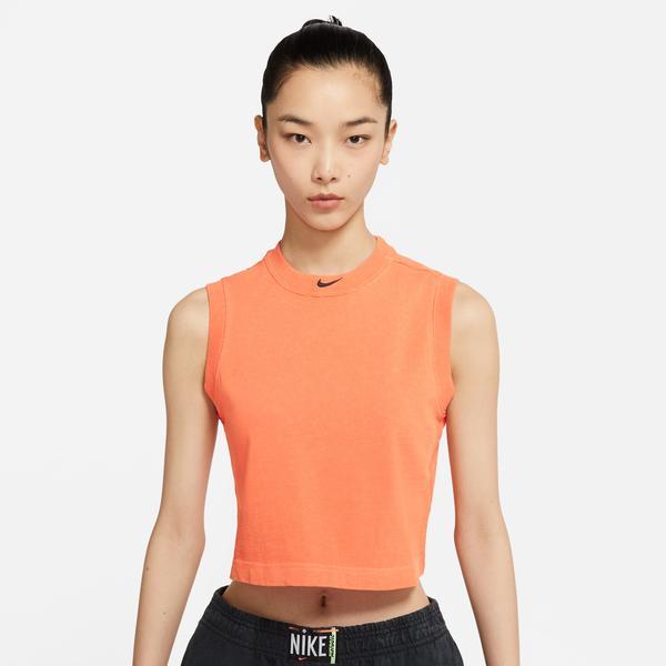 Nike Sportswear Kadın Turuncu T-Shirt