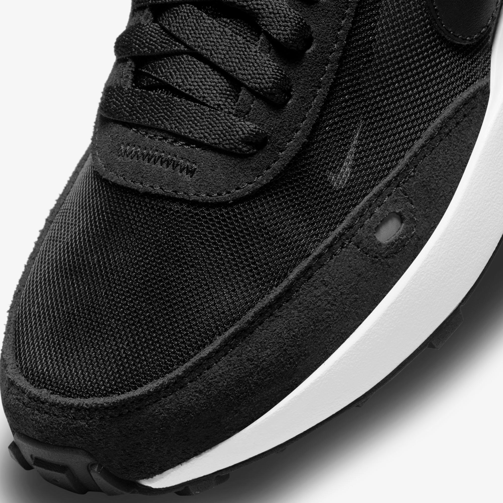Nike Waffle One Kadın Siyah Spor Ayakkabı