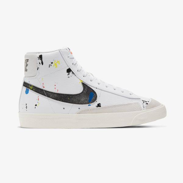 Nike Blazer Mid '77 Erkek Beyaz Spor Ayakkabı