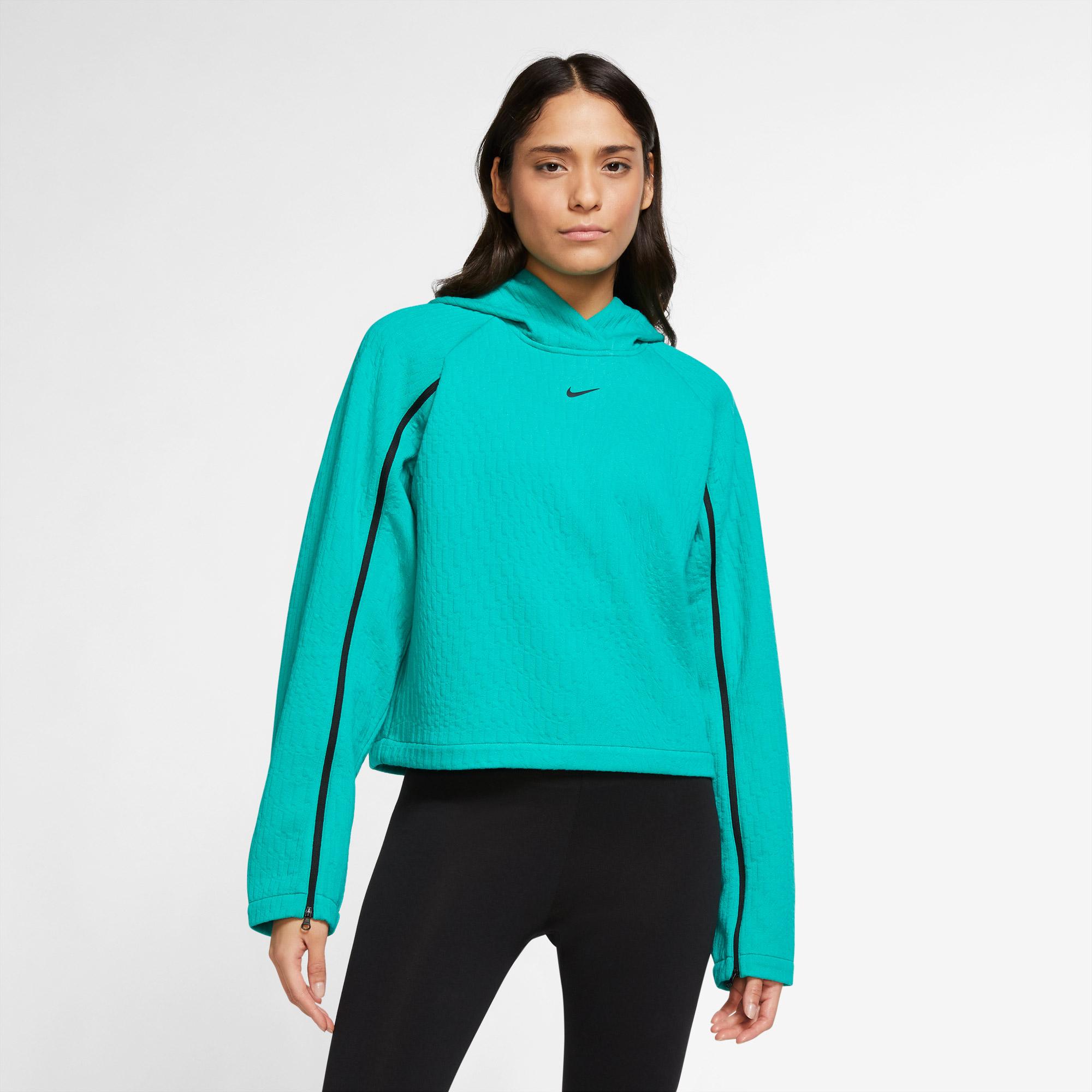 Nike Sportswear Kadın Yeşil Sweatshirt