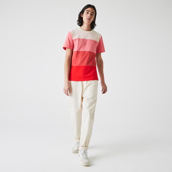 Lacoste Erkek Pembe T-Shirt