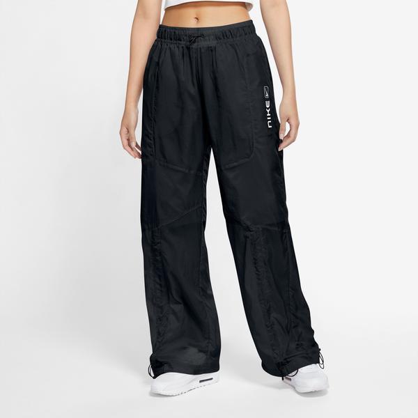 Nike Sportswear Street Oh Woven Kadın Siyah Eşofman Altı