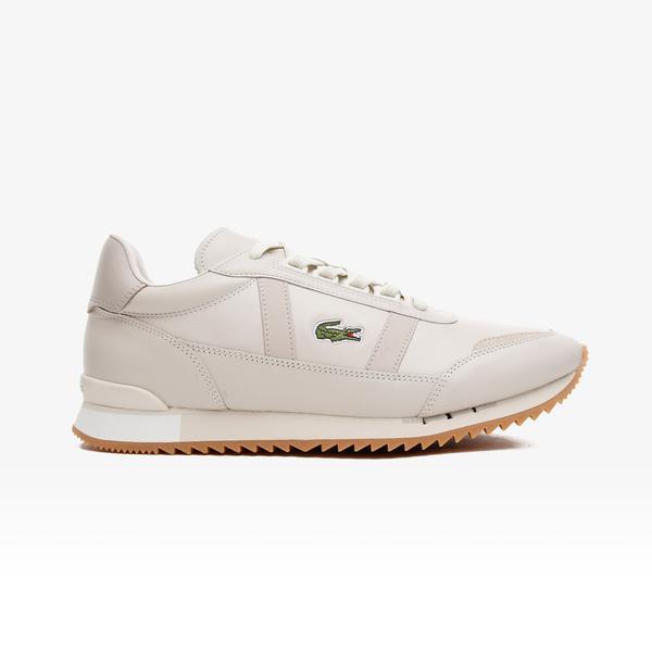 Lacoste Partner Retro 0721 1 Sma Erkek Beyaz Spor Ayakkabı