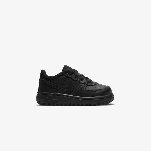 Nike Force 1 Le Çocuk Siyah Spor Ayakkabı