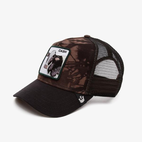 Goorin Bros Make That Money Siyah Unisex Şapka