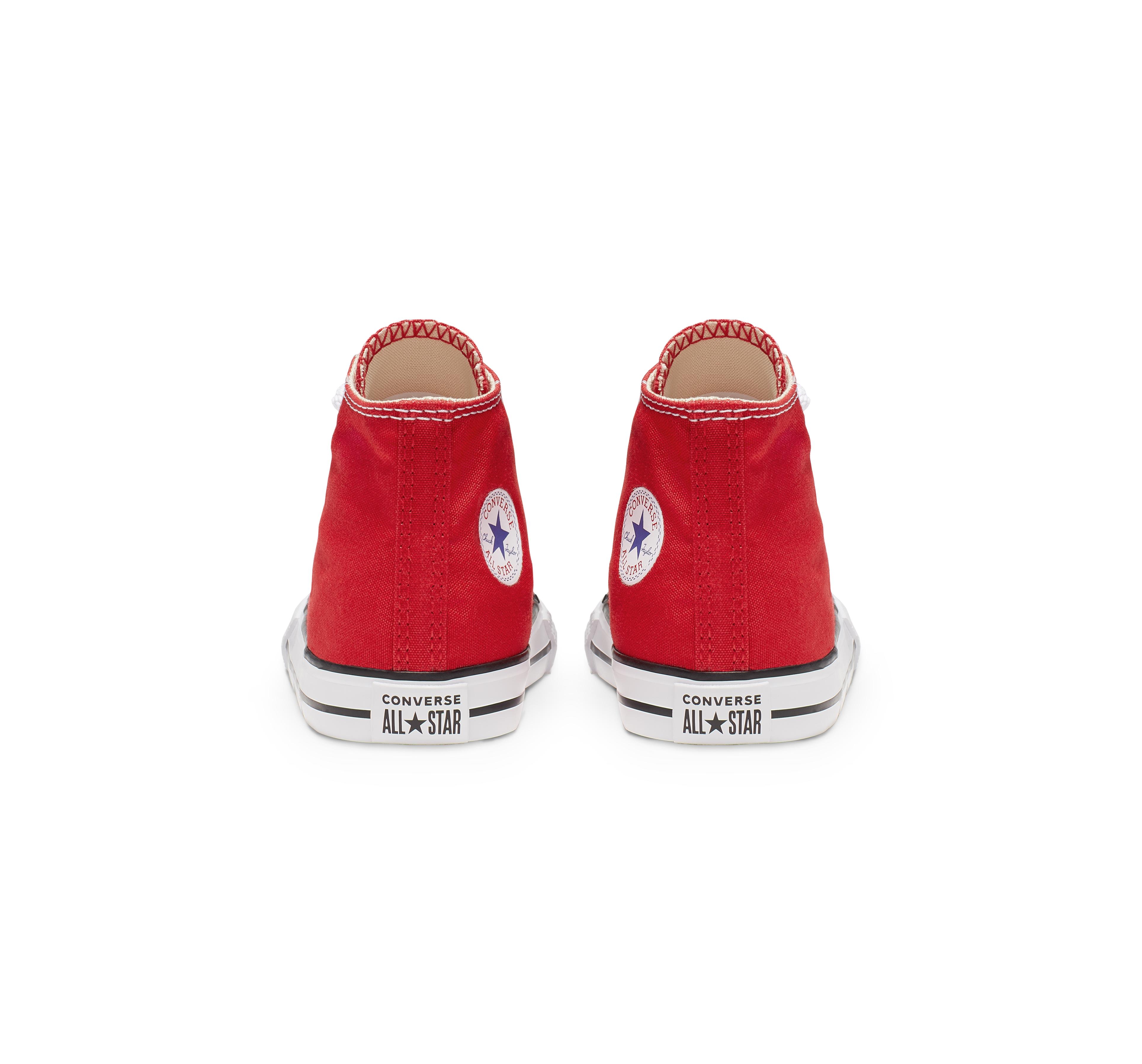 Converse Chuck Taylor All Star High Kırmızı Çocuk Sneaker