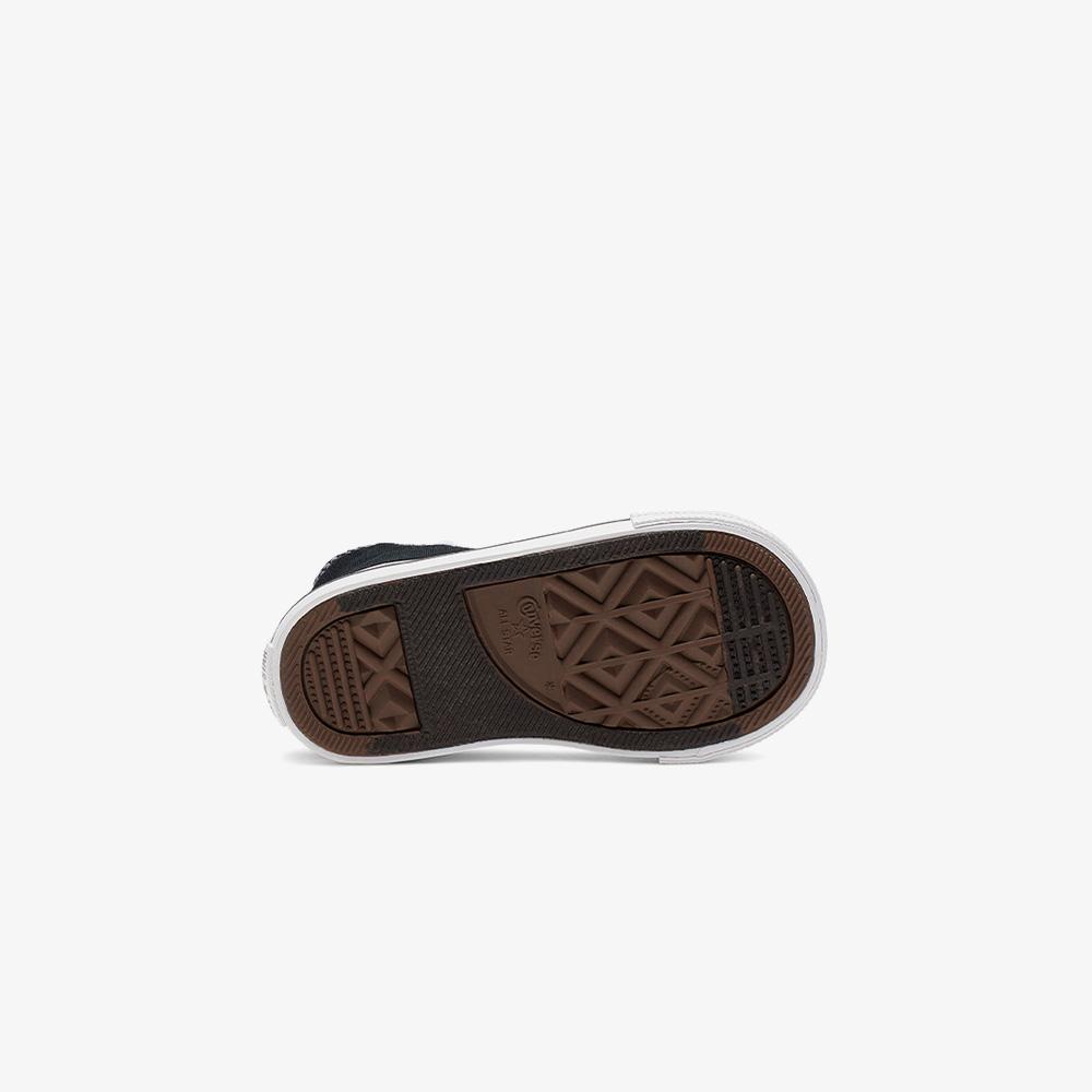 Converse Chuck Taylor All Star High Siyah Çocuk Sneaker Ayakkabı