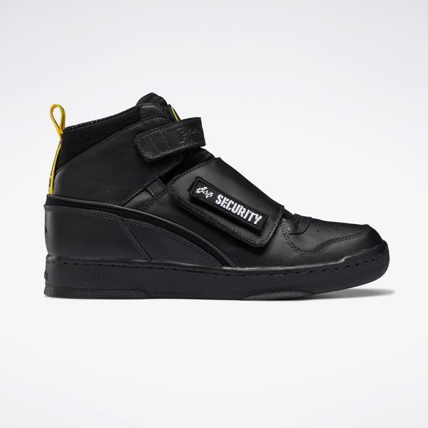 Reebok Jurassic Park Stomper Erkek Siyah Spor Ayakkabı