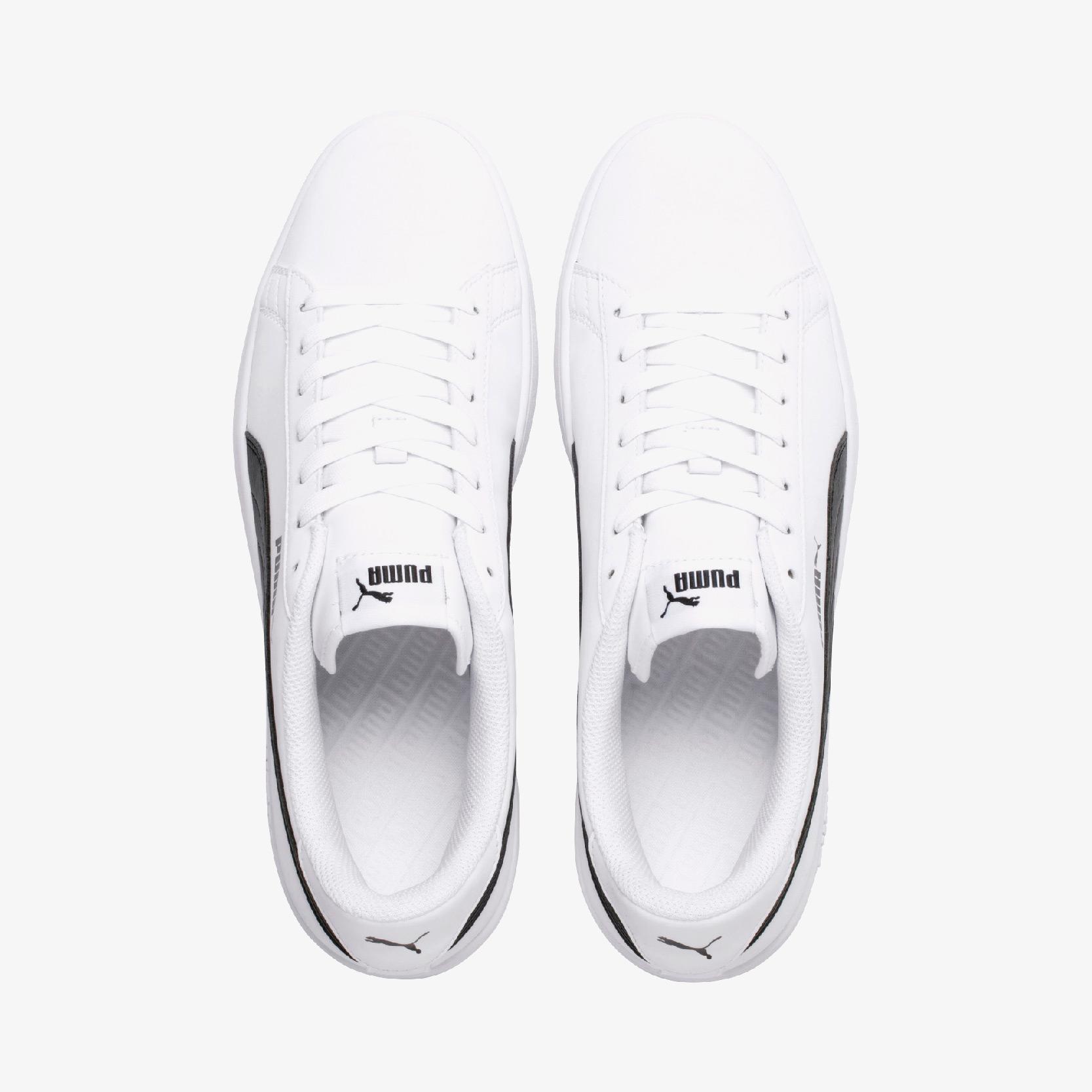 Puma Smash V2 Buck Erkek Beyaz Spor Ayakkabı