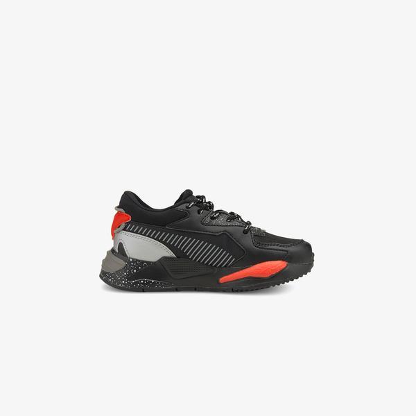 Puma RS-Z Çocuk Siyah Spor Ayakkabı