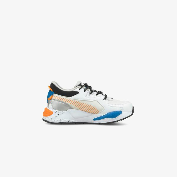 Puma RS-Z Çocuk Beyaz Spor Ayakkabı