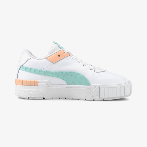 Puma Cali Sport Kadın Beyaz Spor Ayakkabı