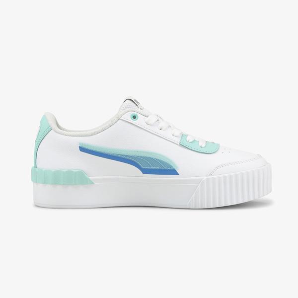 Puma Carina Lift Kadın Beyaz Spor Ayakkabı