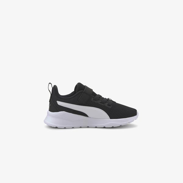 Puma Anzarun Lite Çocuk Siyah Spor Ayakkabı