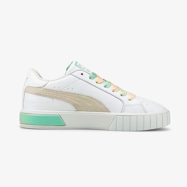 Puma Cali Star Gloaming Kadın Beyaz Spor Ayakkabı