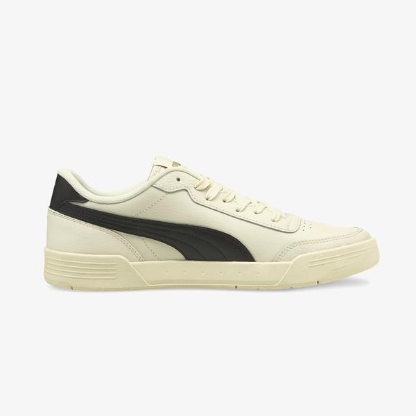 Puma Caracal Erkek Krem Spor Ayakkabı