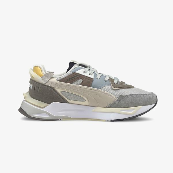 Puma Mirage Sport Steel Erkek Gri Spor Ayakkabı