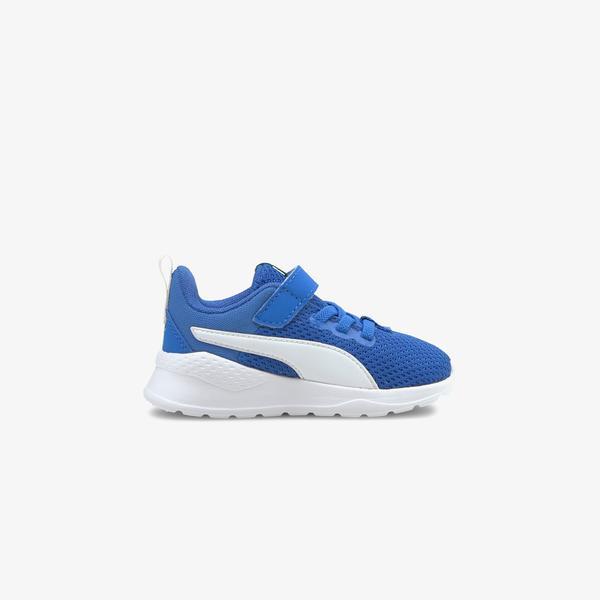 Puma Anzarun Lite Bebek Mavi Spor Ayakkabı