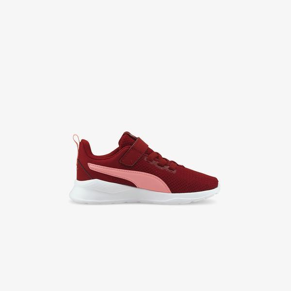 Puma Anzarun Lite Çocuk Kırmızı Spor Ayakkabı