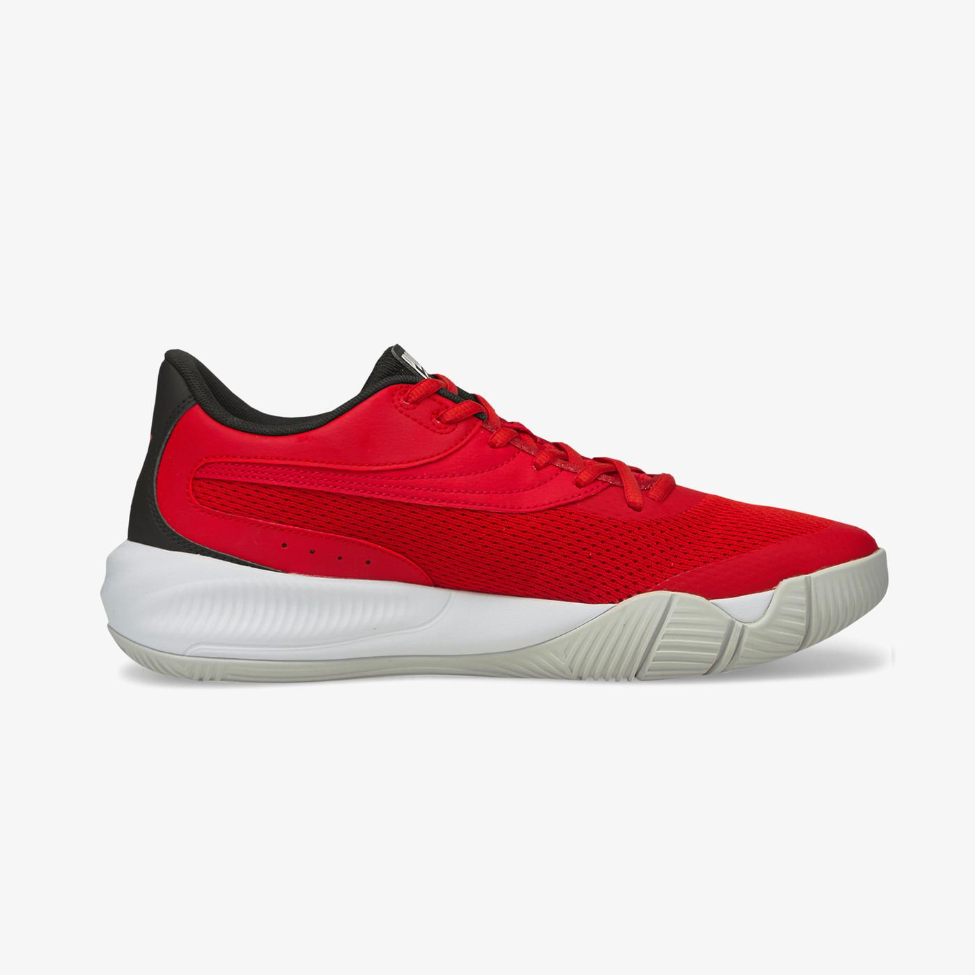 Puma Triple High Risk Erkek Kırmızı Spor Ayakkabı