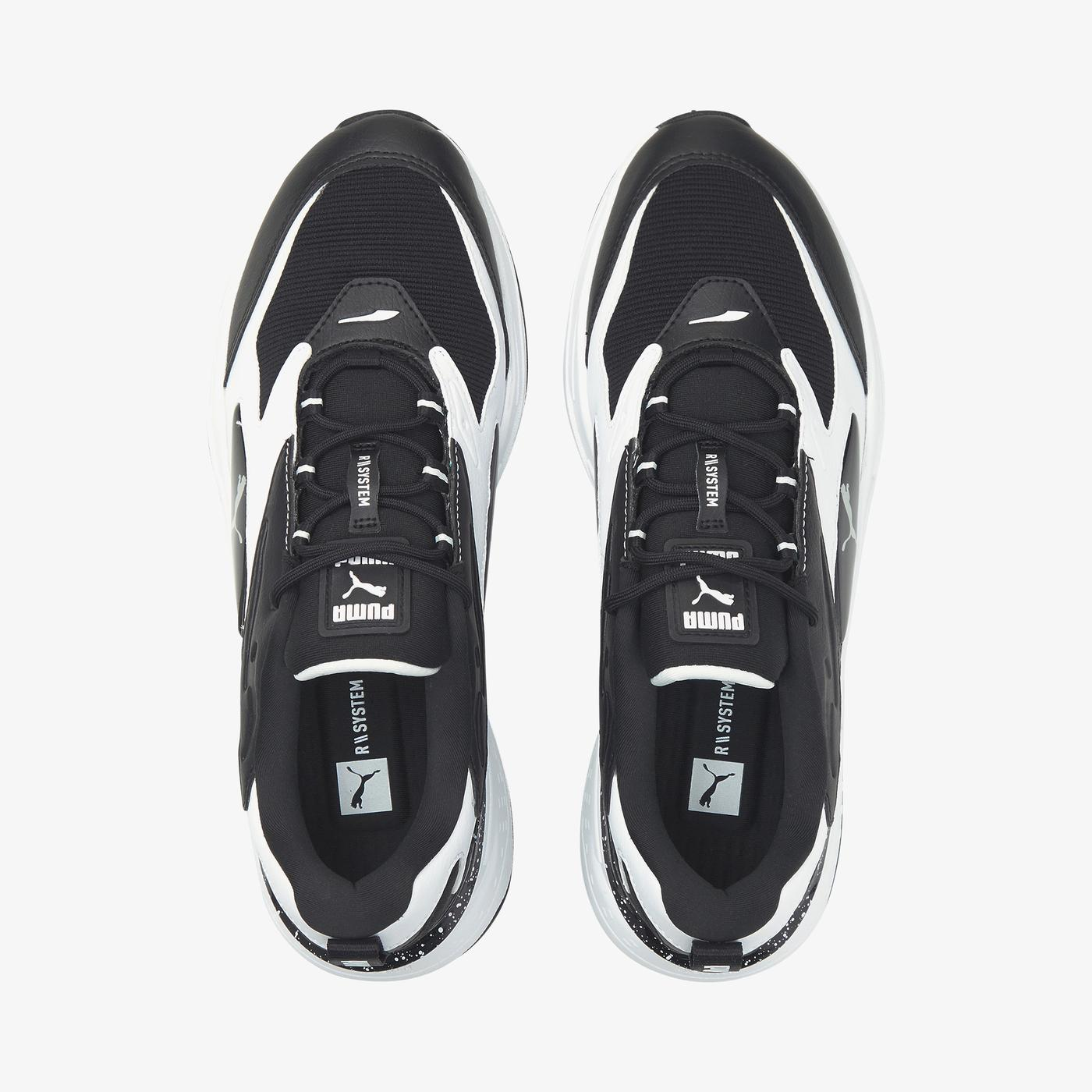 Puma RS-Fast Bubble Erkek Siyah Spor Ayakkabı
