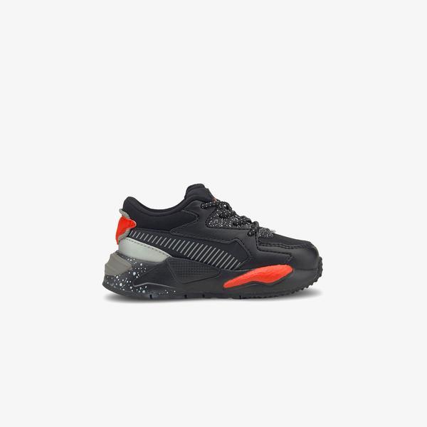 Puma RS-Z Bebek Siyah Spor Ayakkabı