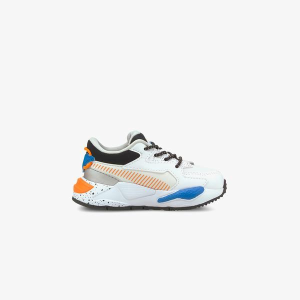 Puma RS-Z Bebek Beyaz Spor Ayakkabı