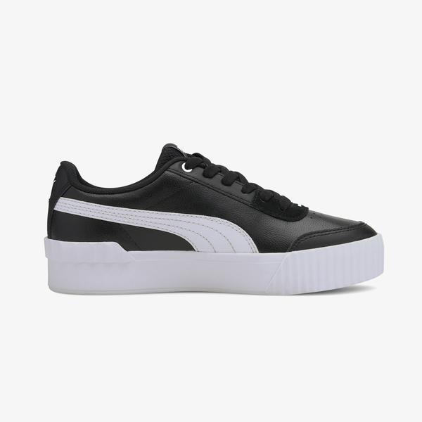 Puma Carina Lift Kadın Platform Siyah Spor Ayakkabı