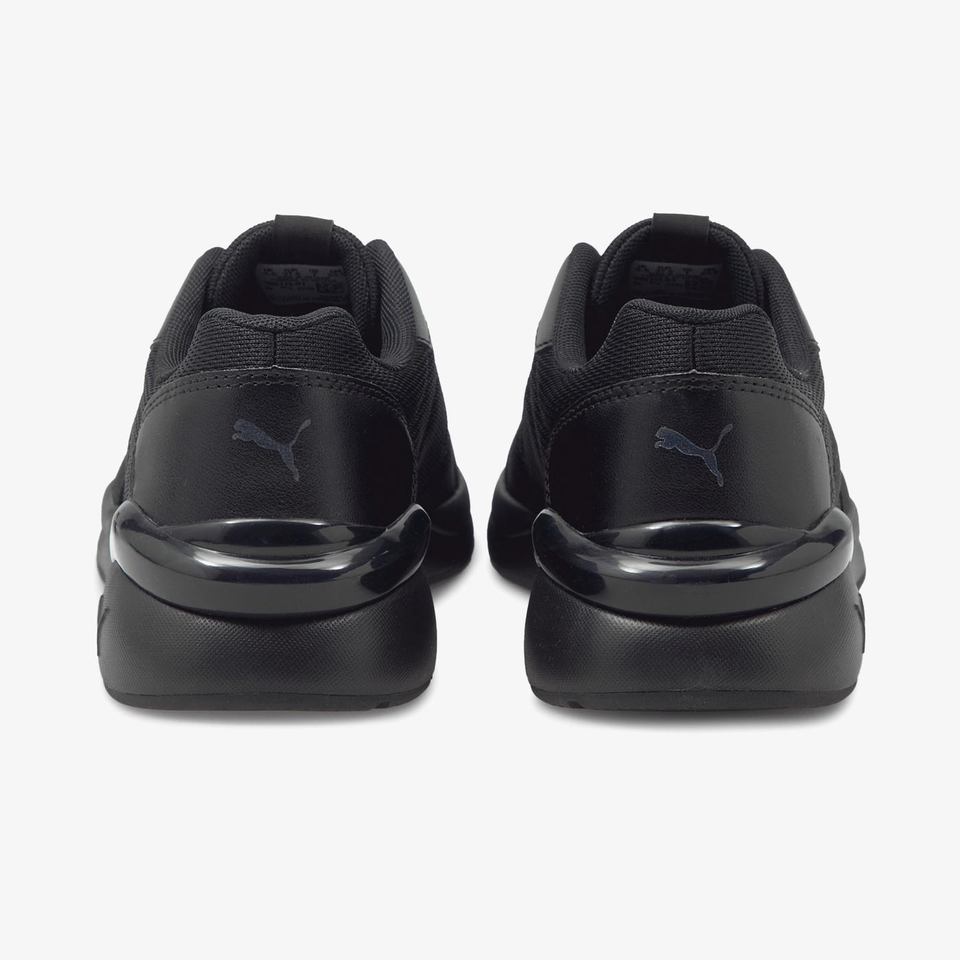 Puma Rose Kadın Siyah Spor Ayakkabı