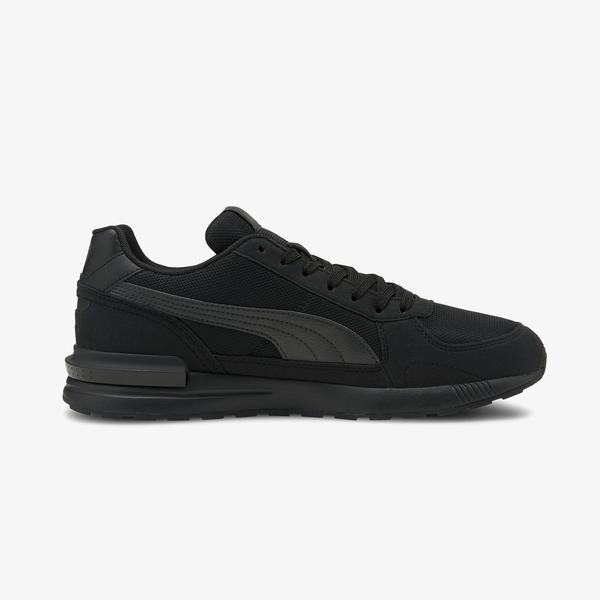 Puma Graviton Unisex Siyah Spor Ayakkabı